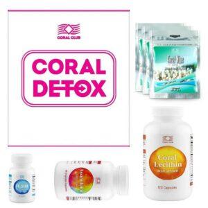 Coral Detox con lo sconto del 20% - Coral Club Italia Milano