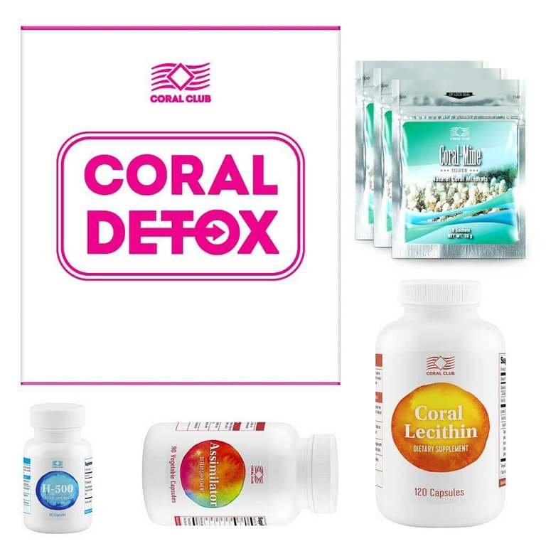 image Coral Detox