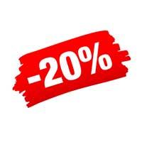 image Sconto 20%