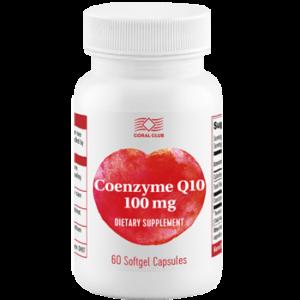 Coenzima Q10 di Coral Club