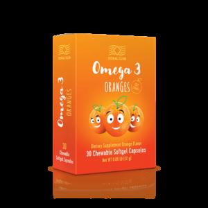 Omega 3 per bambini da Coral Club Italia