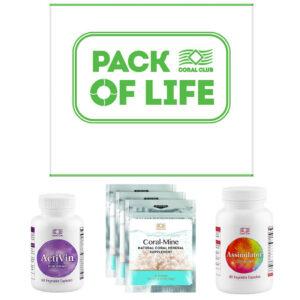 Pack Of Life Coral Club Italia
